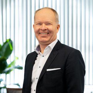 Portrettbilde av Per Jørgen Foss